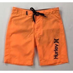 Boys Hurley Swim Trunks
